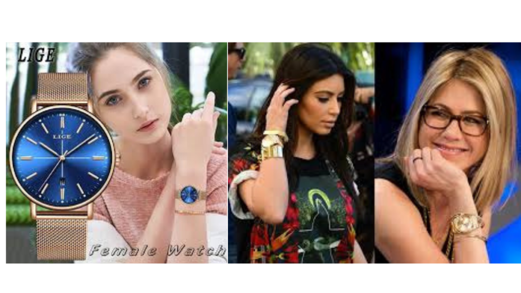 How to Wear a Watch for Ladies