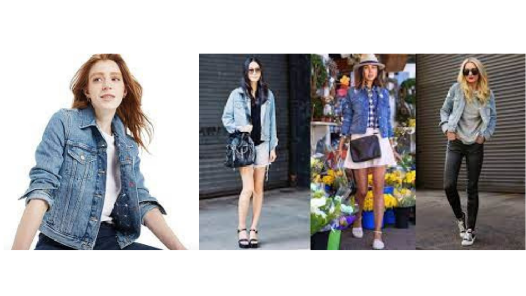 How Should a Denim Jacket Fit on a Woman