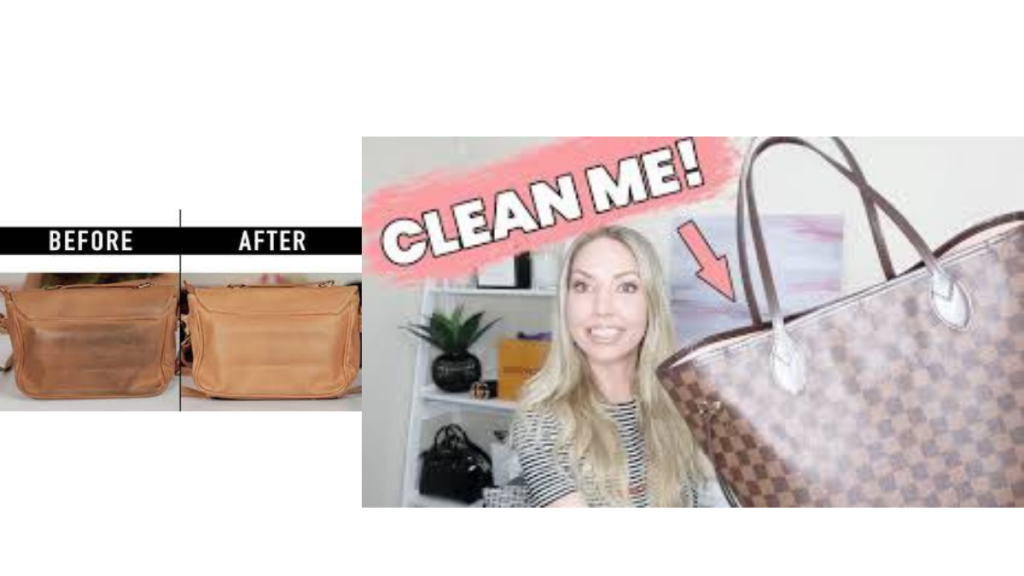 How to Clean Handbag