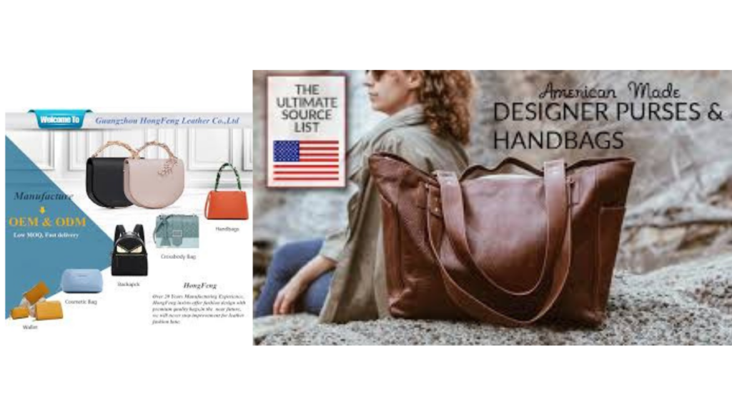 How to Design Handbags for Manufacturing