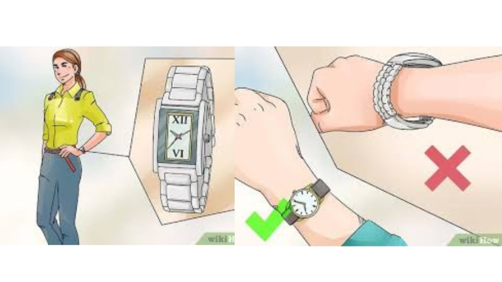 How to Wear a Watch