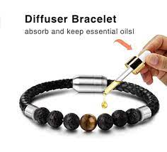 How to Use Essential Oil Bracelet