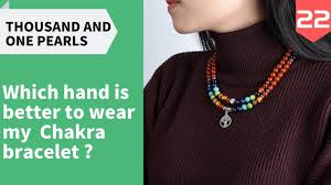 Wear a Chakra Bracelet