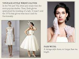 How to Wear Gloves with a Dress